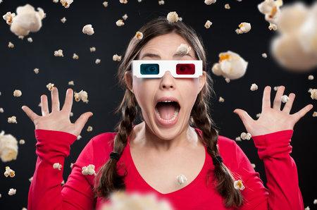 3D brýle s potiskem