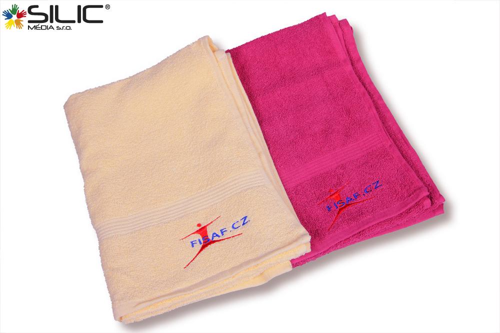 osušky, ručníky s potiskem