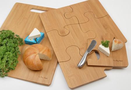 kuchyňská prkénka ve vlastním tvaru